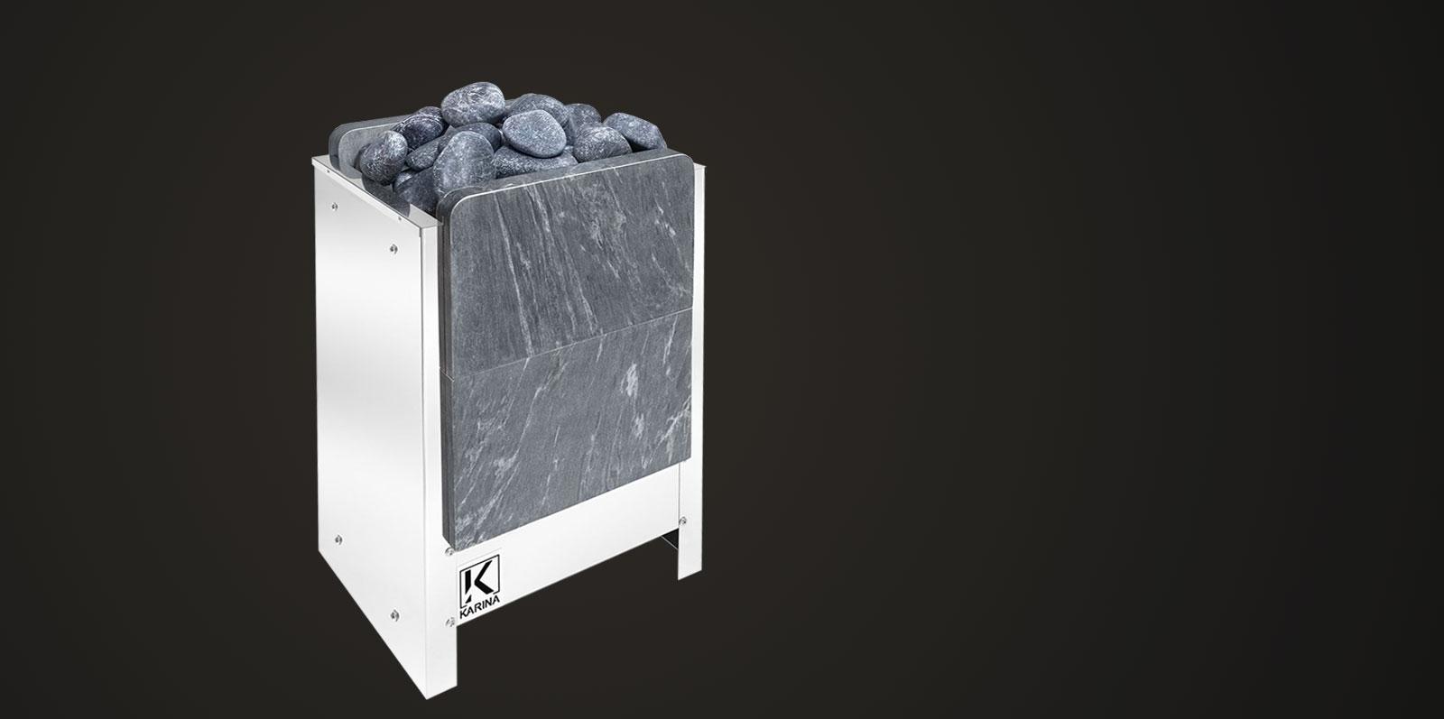Электрическая печь KARINA Tetra 12 Талькохлорит