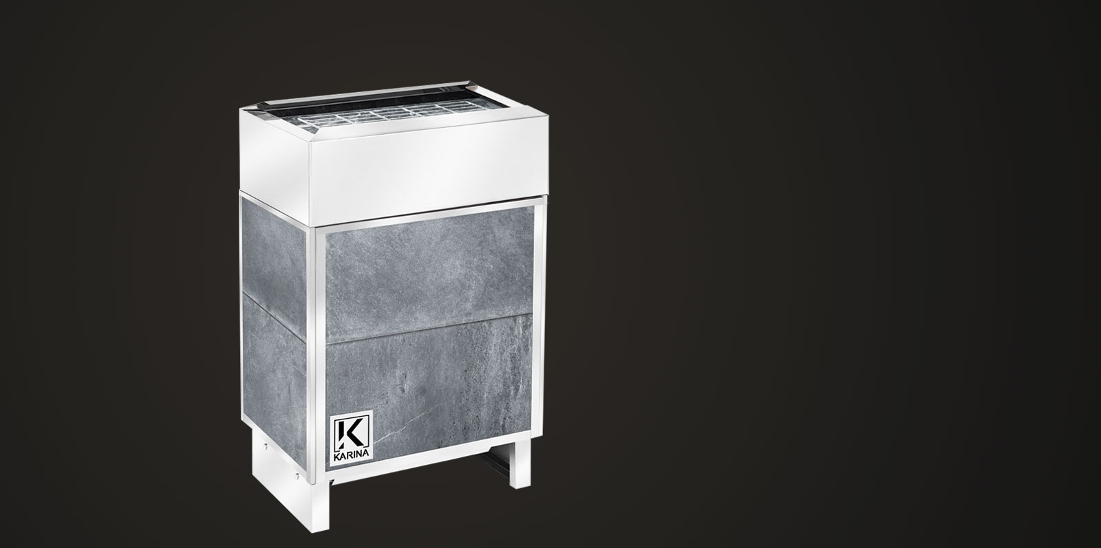 Электрическая печь KARINA Elite 8 mini Талькохлорит