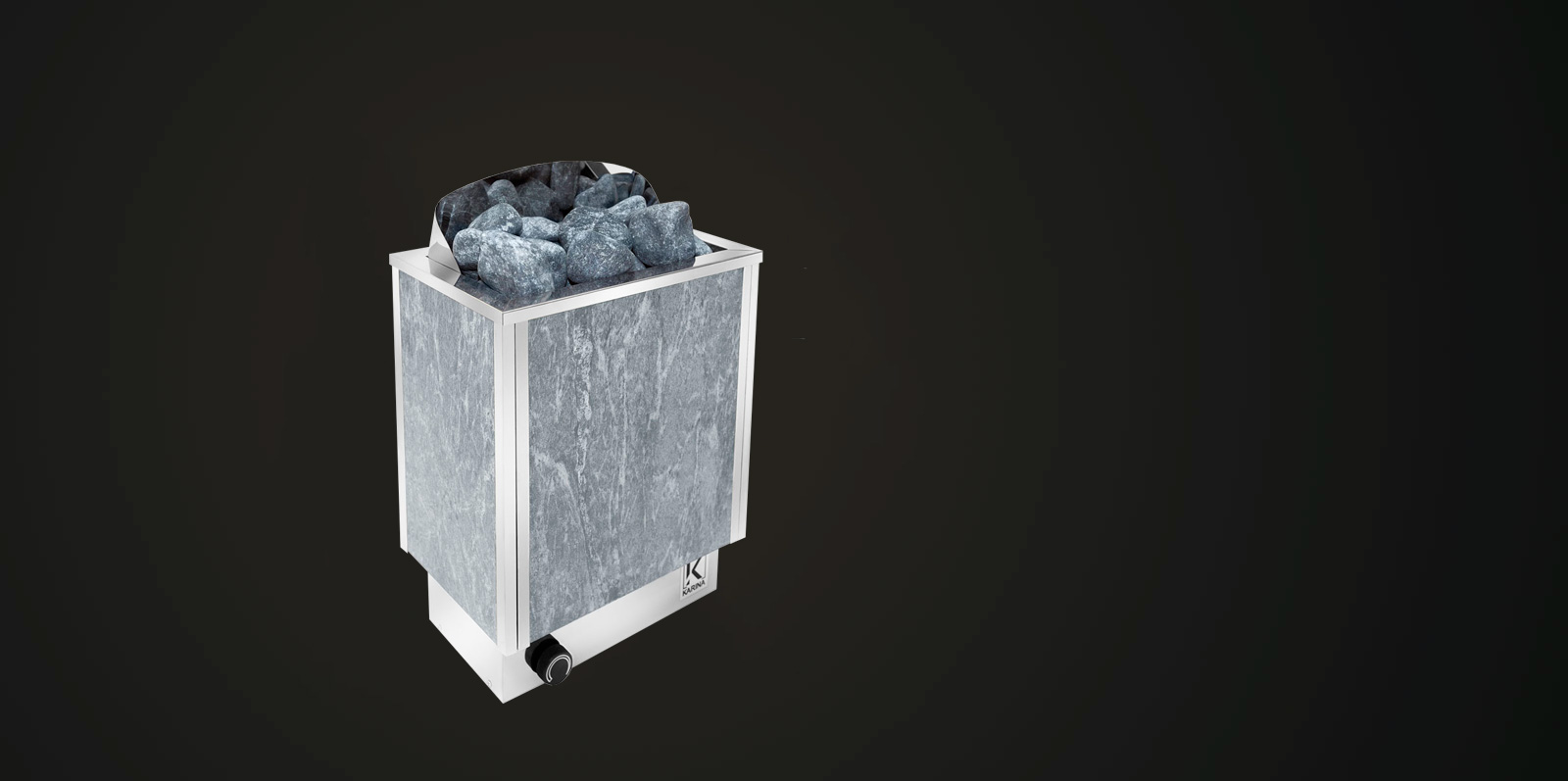 Электрическая печь KARINA Trend 6 Талькохлорит
