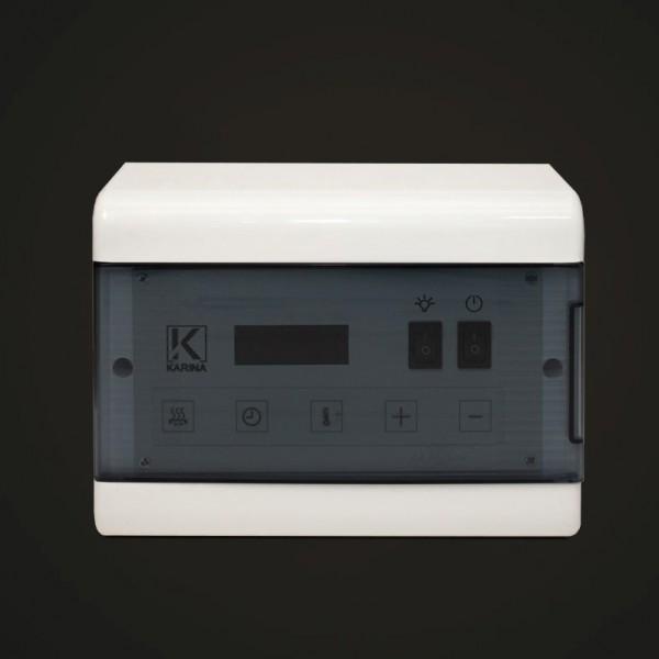 Пульт управления Karina ПУ-40 Белый до 18 кВт