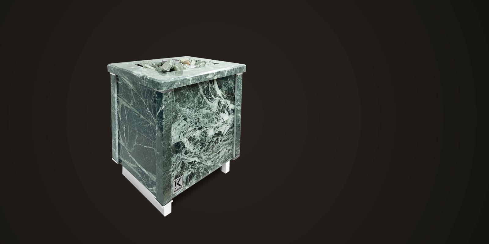 Электрическая печь KARINA Quadro 6 Змеевик