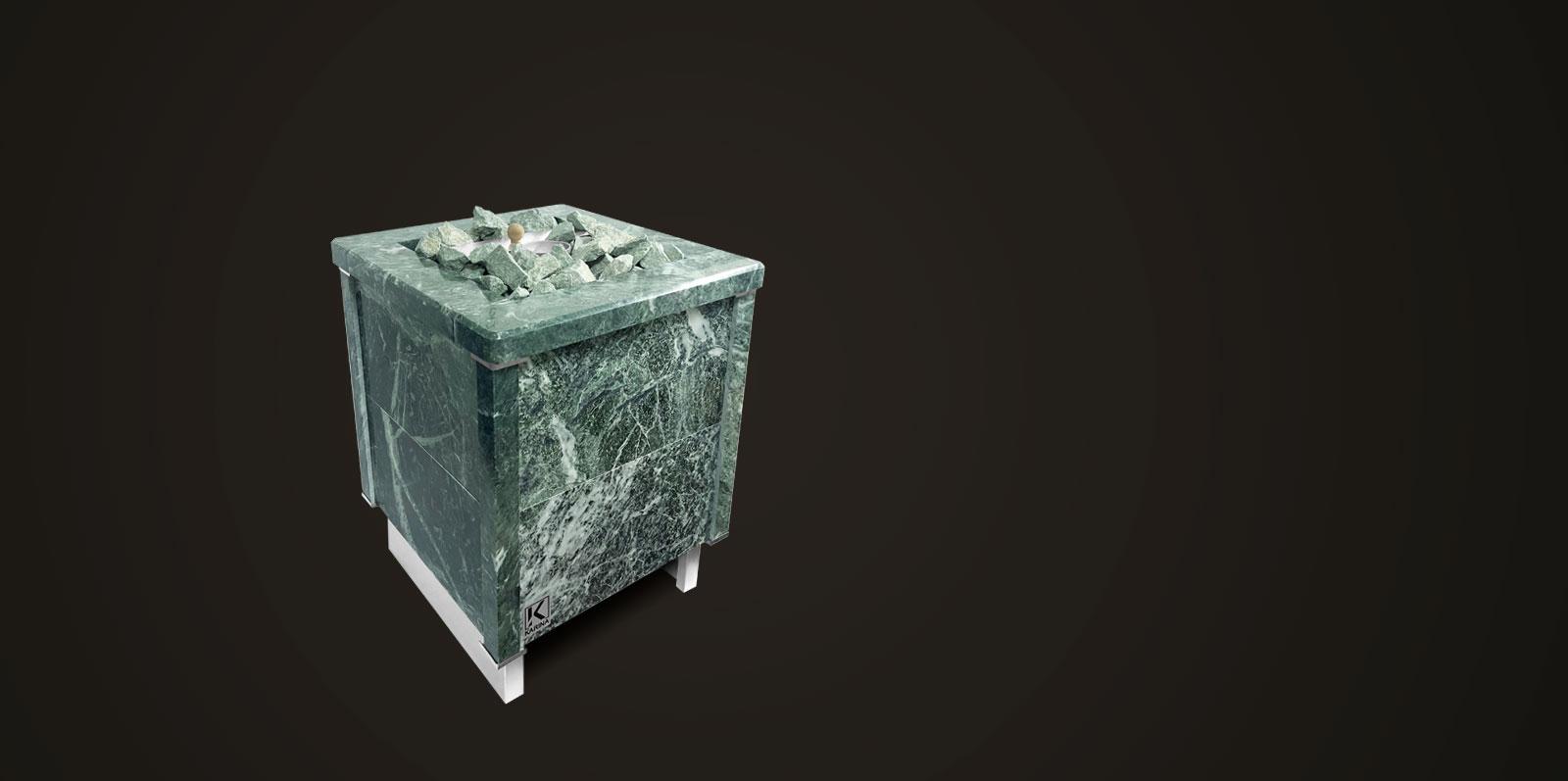 Электрическая печь KARINA Quadro 15 Змеевик