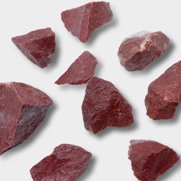 Малиновый кварцит (20кг)